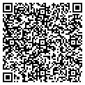 QR code with C & C Hair Studio contacts