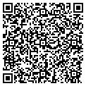 QR code with ATM Trust Inc Mc Donalds contacts