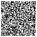 QR code with A & B Baig Discount Store contacts