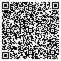 QR code with J & J Fence Co Inc contacts