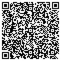 QR code with C & M Refrigeration contacts