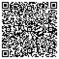 QR code with Almost Family contacts
