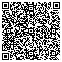 QR code with J & R Tree Farm Inc contacts