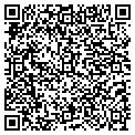 QR code with All Phase Glass & Mirror Co contacts
