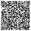 QR code with T & T Management Service contacts