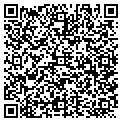 QR code with M & M Auto Distr Inc contacts