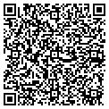 QR code with LA Haciendita Grocery II contacts