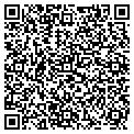 QR code with Pinamonti Albert Roofing Contr contacts