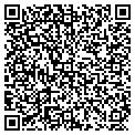 QR code with D & I International contacts