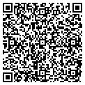 QR code with C & H Smokehouse Grill contacts
