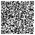 QR code with W & L Paintball contacts