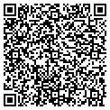 QR code with B R V Construction Services contacts