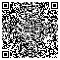 QR code with H & R Aviation International contacts