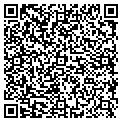 QR code with N & B Import & Export Inc contacts