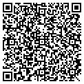 QR code with A & A Carpentry Service contacts