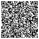 QR code with U Shine One Price Dry Cleaning contacts