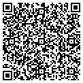 QR code with B & P Auto Paints contacts