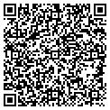 QR code with T & R Auto Sales and Service contacts
