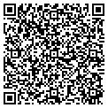 QR code with A M Seigler Funeral Home contacts