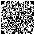 QR code with J & D Nursery Inc contacts