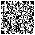 QR code with B&H Interiors Inc contacts