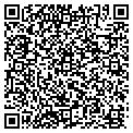 QR code with S & T Menswear contacts