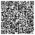 QR code with D & D Upholstery Inc contacts