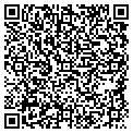 QR code with J & K Nail & Beauty Supplies contacts