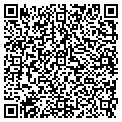 QR code with J & M Marine Electric Inc contacts
