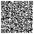 QR code with Hemingway's Island Grill contacts