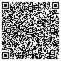 QR code with J & F Industries contacts