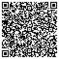QR code with J & N Illusion Construction contacts