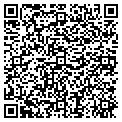 QR code with D & D Communications Inc contacts