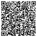 QR code with M P C Pools Inc contacts