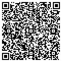 QR code with T & T Car Lot East contacts