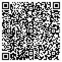 QR code with B & D Heavy Equipment Service contacts