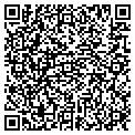 QR code with J & B Lawn & Ldscpg of Naples contacts