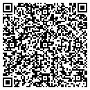 QR code with H & L Property Management Inc contacts