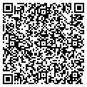QR code with B & W Asphalt Paving & Sealct contacts