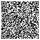 QR code with American White Glove Crpt College contacts