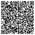 QR code with F & D Wilberding Inc contacts