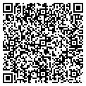 QR code with T & T Auto Repair contacts