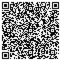 QR code with A & A Transfer contacts