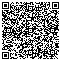 QR code with H & B Discount Beverage contacts