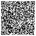 QR code with F & A Medical Health Center contacts