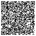 QR code with B & J Discount Beverages Inc contacts
