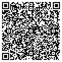 QR code with M & M Bucket Tree Service contacts