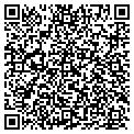 QR code with K & S Ballroom contacts