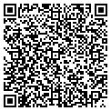 QR code with C & B Fashions Inc contacts