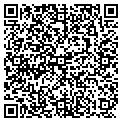 QR code with B & B Merchandising contacts